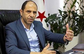 Özersay:Kuzey Kıbrıs ekonomisine zarar verme amaçlı çağdışı hareketler kabul edilemez