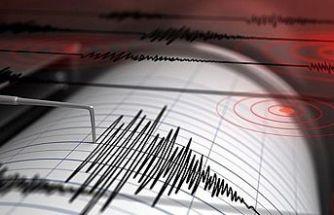 Sallandık! 4.2 şiddetinde deprem meydana geldi