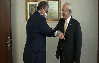 Sucuoğlu Kılıçdaroğlu'yla görüştü