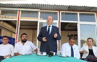 Tatar: Felaket tellallığı yapanlar var