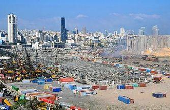"""""""Beyrut Limanı yavaş yavaş çalışmaya dönüyor"""""""