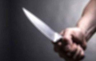 Dipkarpaz'da bıçakla yaralama