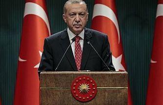 Erdoğan: Akdeniz'de gerginliği artıran Türkiye değil,Rum-Yunan zihniyetidir