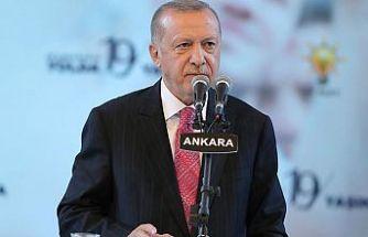 Erdoğan: Oruç Reis'e saldıracak olursanız bedelini ağır ödersiniz