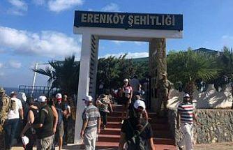 Erenköy Şehitleri, törenle anılıyor