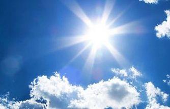 Hafta sonu hava sıcaklığı birkaç derece düşecek