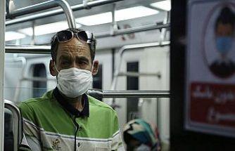 İran'da Kovid-19 nedeniyle son 24 saatte 189 kişi hayatını kaybetti