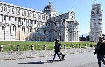 İtalya'da Kovid-19 salgınında son 24 saatte 19 bin 644 yeni vaka tespit edildi