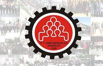 """KTAMS, """"Seçim"""" istihdamlarını protesto edecek"""