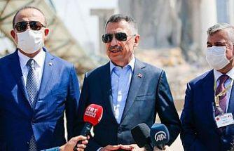 Oktay: Lübnan'a yardımlarımız devam edecek