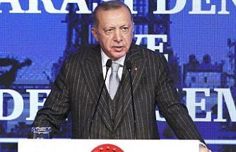 Erdoğan: Azerbaycan topraklarına saldıran Ermenistan'ı bir kez daha kınıyorum