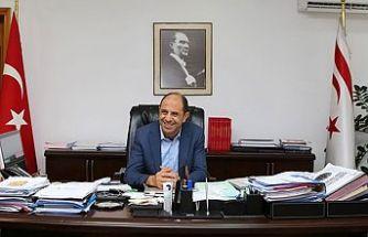 Özersay: Kıbrıs Türk halkının iradesine güveniyorum