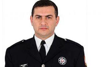 Polis Genel Müdürlüğü, Murat Özen için taziye mesajı yayınladı