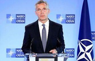 Stoltenberg: Türkiye ve Yunanistan değerli müttefikler, NATO diyalog için bir platform