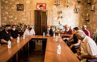 Tatar: Tüm dünya daha önce yaşamadığı bir süreci yaşıyor