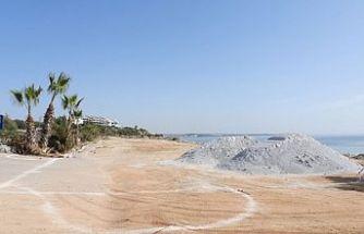 Boğaz Rekreasyon alanı projesinin ikinci etabına başlandı