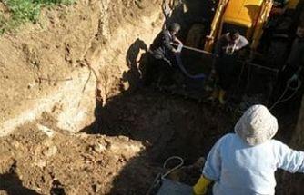 Haspolat'ta kayıp kazıları