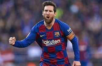 Messi'den yeni rekor!