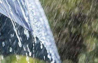 Yarın ve çarşamba yağmur bekleniyor