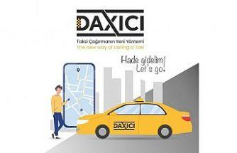 """DAÜ Öğrencilerinden """"DAXICI"""" adlı yeni taksi uygulaması"""