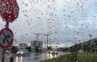 Meteorolojiden bu gece ve yarın için yağış uyarısı