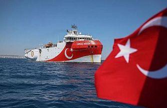Oruç Reis, Antalya limanına döndü