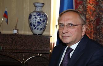 Rusya, Kıbrıs sorununa BM kararları temelinde çözüm bulunmasına destek belirtti