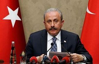 TBMM Başkanı Mustafa Şentop'tan AP'nin kararına tepki