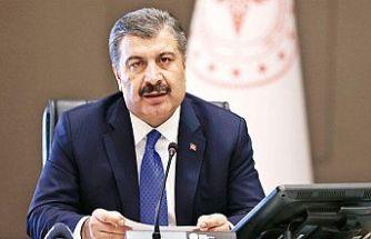 TC Sağlık Bakanı Koca: Bugün 28 bin 351 kişinin Kovid-19 testi pozitif çıktı