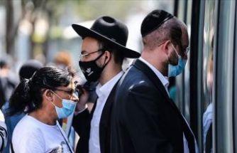İsrail'de 3. Koronavirüs dalgası endişesi