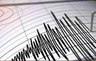 İzmir'de 4,1 büyüklüğünde deprem meydana geldi