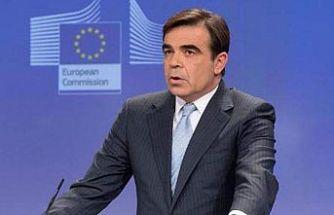 Schinas: Türkiye'ye yaptırımlar sadece kısa değil, orta ve uzun vadeli de olacak