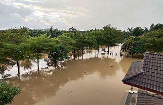 Tayland'da sel felaketi: 5 ölü