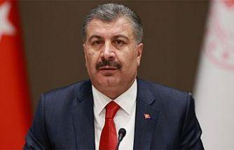 Türkiye'de son 24 saatte 31 bin 923 yeni vaka