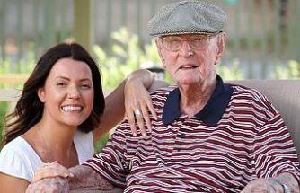 111 yaşındaki Kruger, 'uzun ömrün sırrını' paylaştı