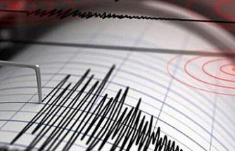 AFAD açıkladı! Gazimağusa'da meydana gelen depremin şiddeti 5.0