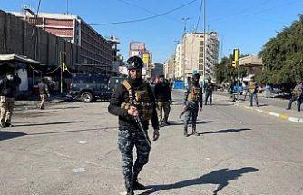 Bağdat'taki saldırıda can kaybı 32'ye yükseldi