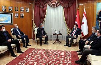 Başbakan Ersan Saner: 1 Nisan 2021'den itibaren turist almaya başlayabiliriz.