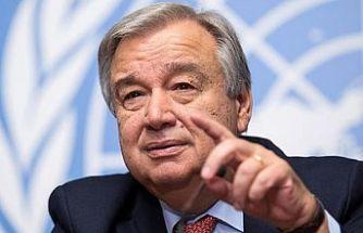 """BM Genel Sekreteri Guterres'den ülkelere çağrı: """"İhtiyaç fazlası koronavirüs aşılarını paylaşın"""""""