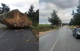 Çayırova - Mehmetçik Ana yolu yeniden trafiğe açıldı