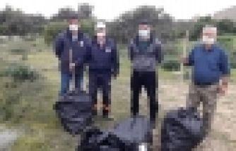 Çevre Koruma Dairesi, çevre temizlik kampanyaları başlattı