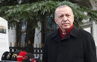 Cumhurbaşkanı Erdoğan: AB, ne yazık ki bugüne kadar bizlere verdiği sözleri hiç tutmadı