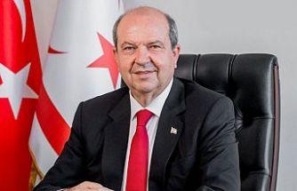 Cumhurbaşkanı Ersin Tatar halka seslendi