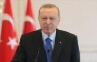 Erdoğan, Holokost'u Anma Günü mesajında islam düşmanlığı ve yabancı karşıtlığına dikkat çekti