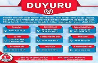 Girne Belediyesi hijyen ve gıda güvenliği denetimlerini artırdı