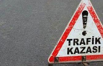 Girne'demeydana gelen kazada bir kişi hayatını kaybetti