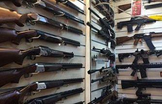 Havalı ve ateşli av silahları satışı ertelendi