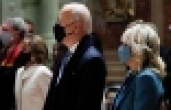 Joe Bıden, Yemin Töreni öncesi geleneği bozmayarak Kiliseye gitti