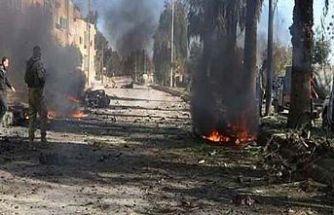 Kabil'de Merkez Bankasının aracına saldırı düzenlendi