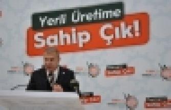 Kıbrıs Türk Sanayi Odası, Yerli Üretime Sahip Çık kampanyası başlattı
